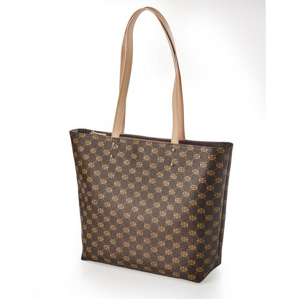 Shopper 1501 brun eller sort