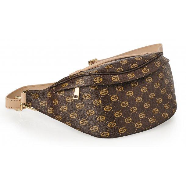 Bum Bag 1502 sort eller brun